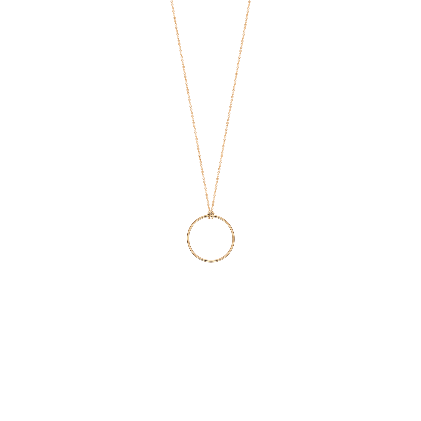 Collier Ginette NY Mini Circle or rose, Collier Ginette NY - Lepage